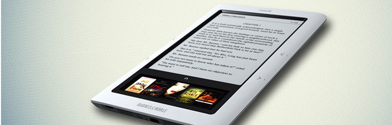 Nook Fixed Layout Format services
