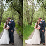 Wedding image retouching