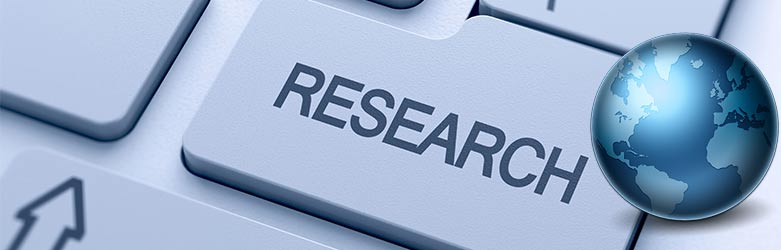 Web research companies