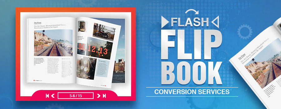 benefits of flash flip books