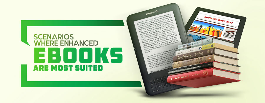 enhanced eBook conversion