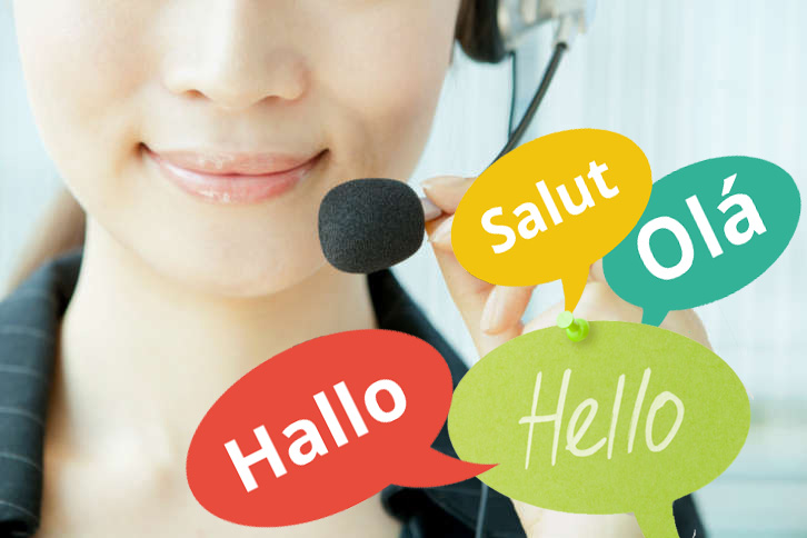 multilingual call centers