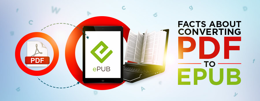 importance of PDF to ePub conversion