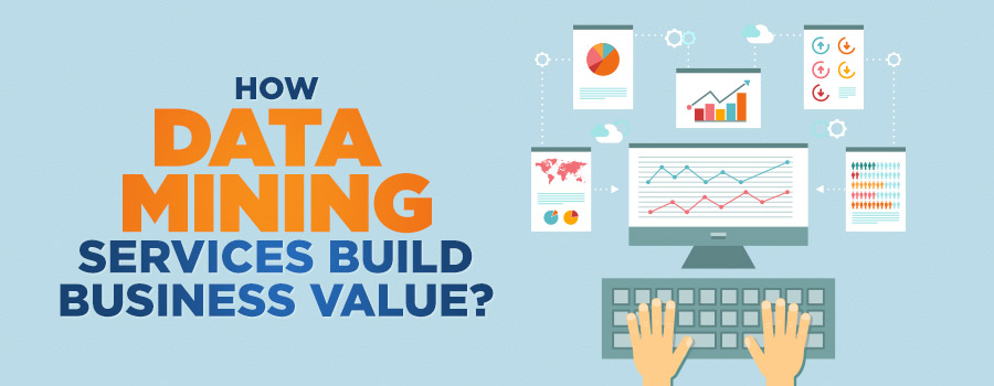 Data mining service for business