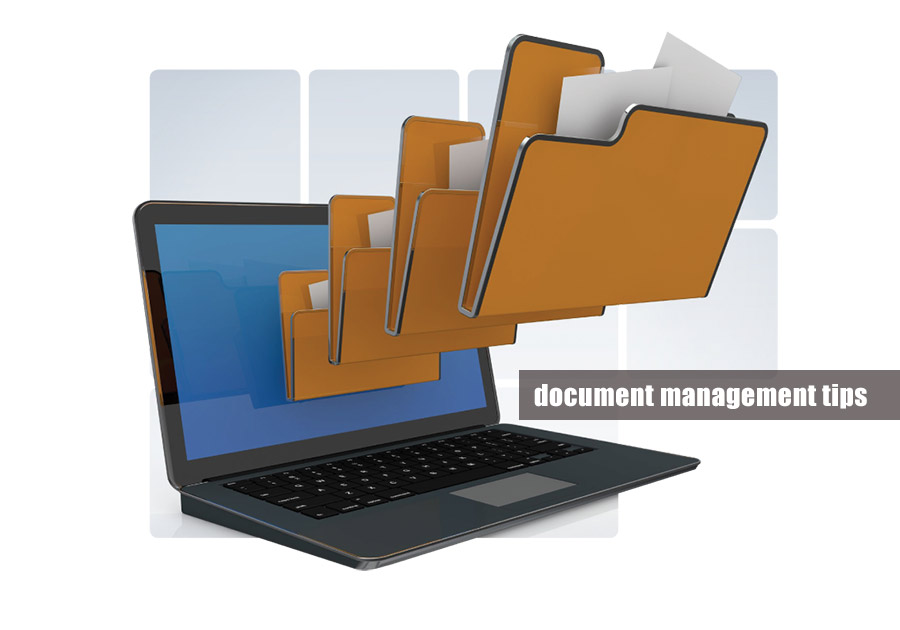 document management tips