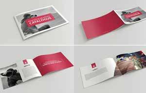 Catalog designing