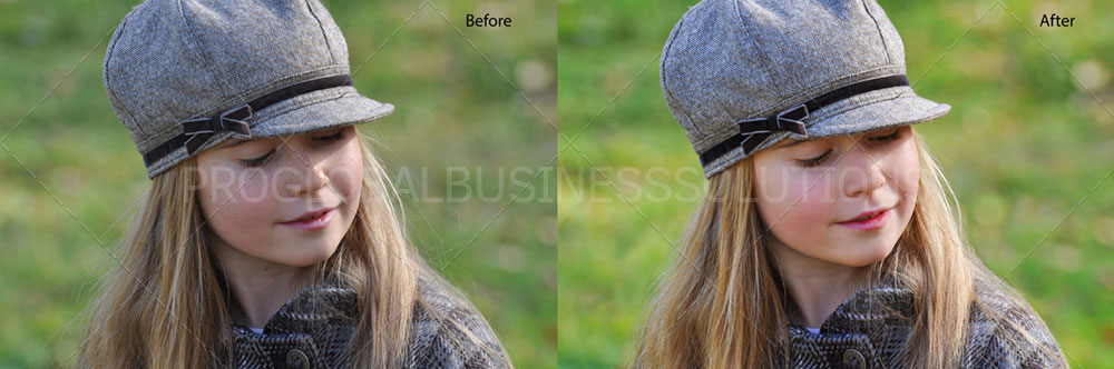 image retouching services india