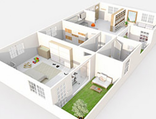 3D Floor Plan Designs