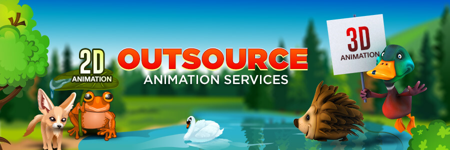 Best animation services India