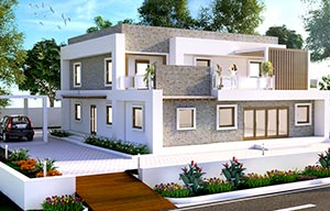 3d Architectural Exterior Visualization Services