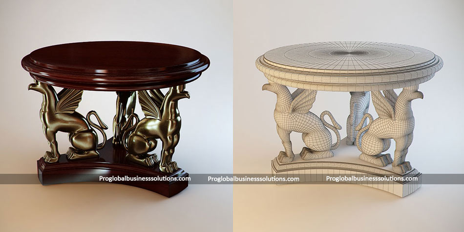 Modern 3D Furniture Design