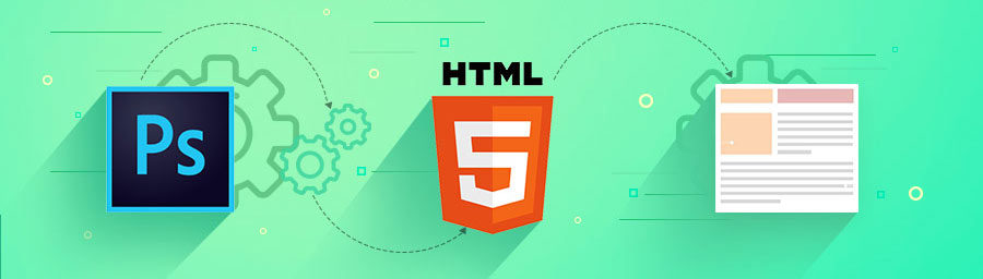 PSD to HTML Conversion Guide for Beginners
