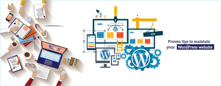 Tips to maintain wordpress website