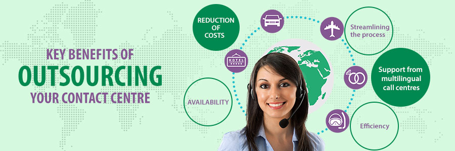 benefits of call center outsourcing for travel