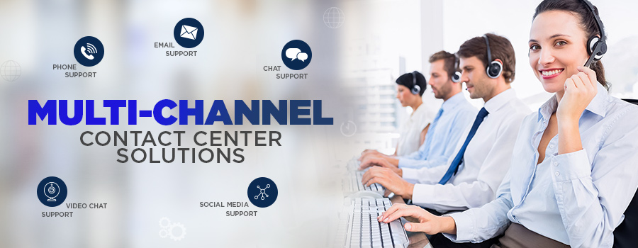 Multichannel customer service
