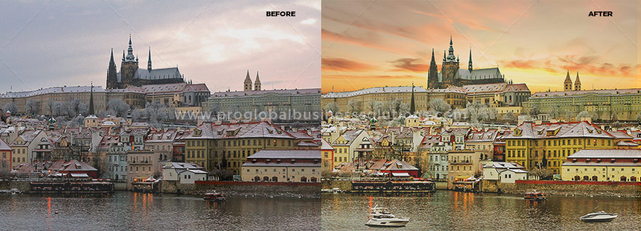 Digital photo manipulation services