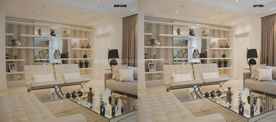 real estate image enhancement services