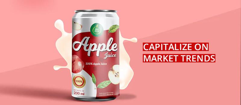 design trending packaging design