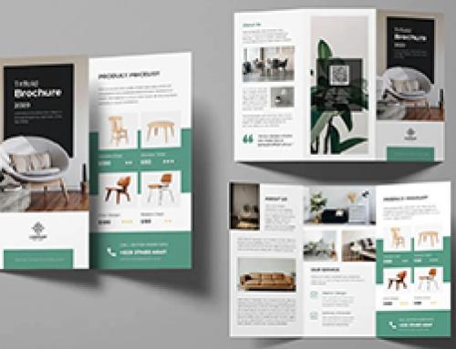 Tri fold Brochure Designs