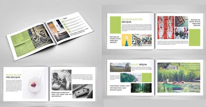 Professional Catalog Design