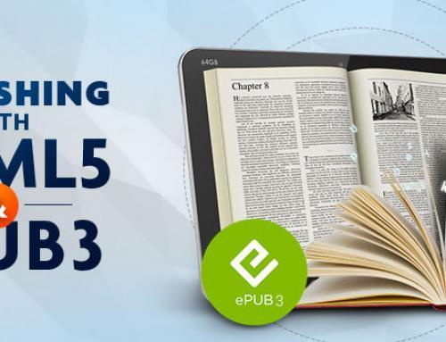 The Future Of eBooks Publishing with HTML5 and ePub3