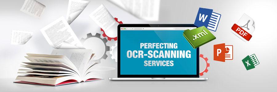 OCR scanning solutions