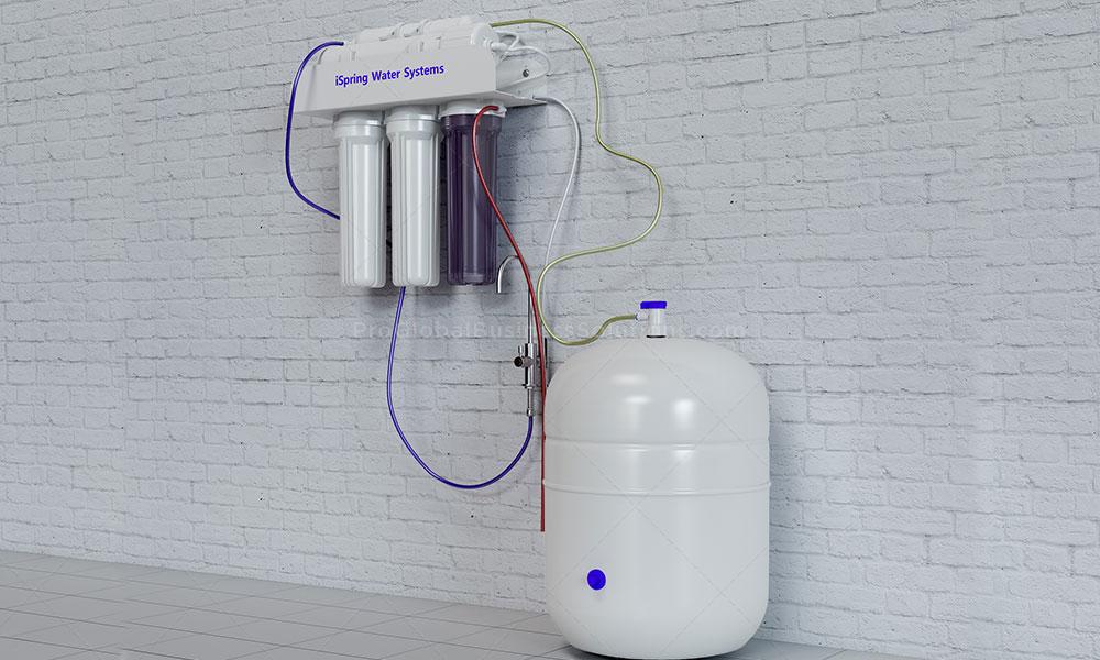 purifier 3d model
