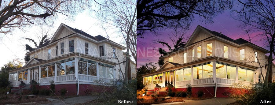Outsource Real Estate Day to Night Conversion Services