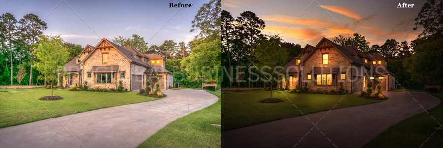 real estate day to night conversion