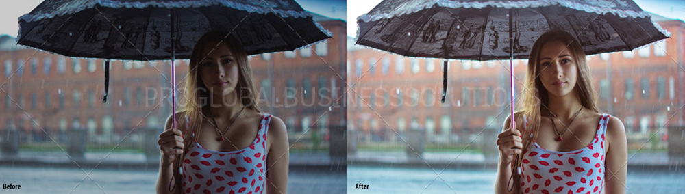 stock photo retouching
