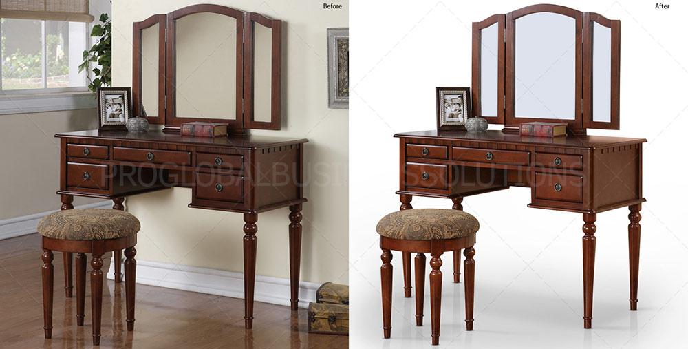 Furniture Photo Enhancement Services