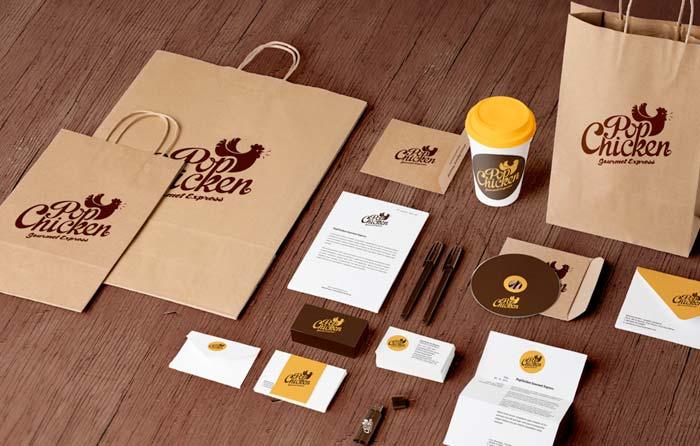 branding in presentations