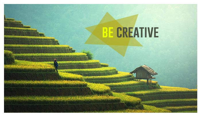 use creative images