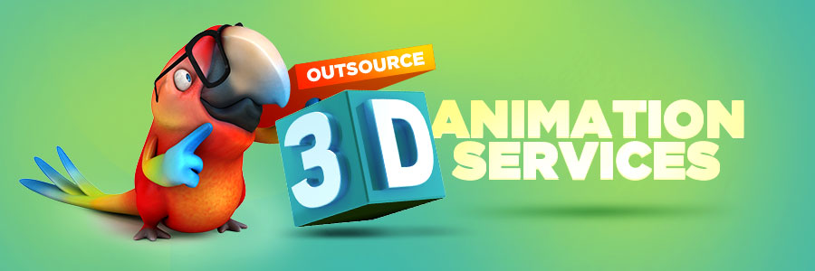 Outsource 3D Animation