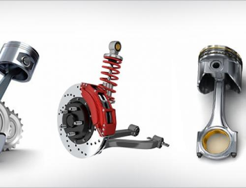 Mechanical 3D animation : An introduction