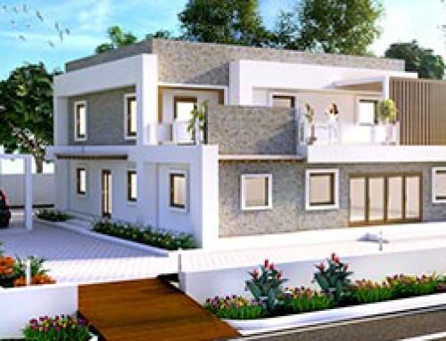 3d Architectural Exterior Visualization