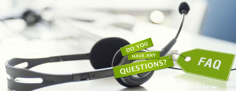 inbound customer services FAQs
