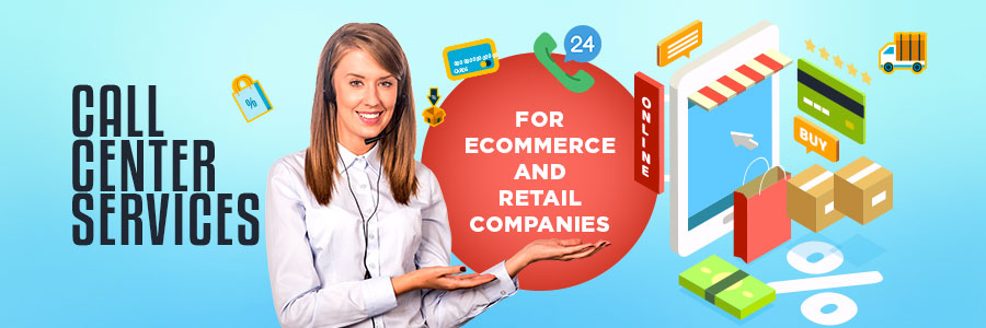 eCommerce call center outsourcing