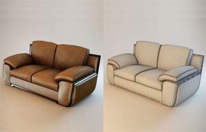 3D furniture featured