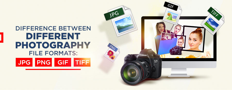 Digital photos file formats
