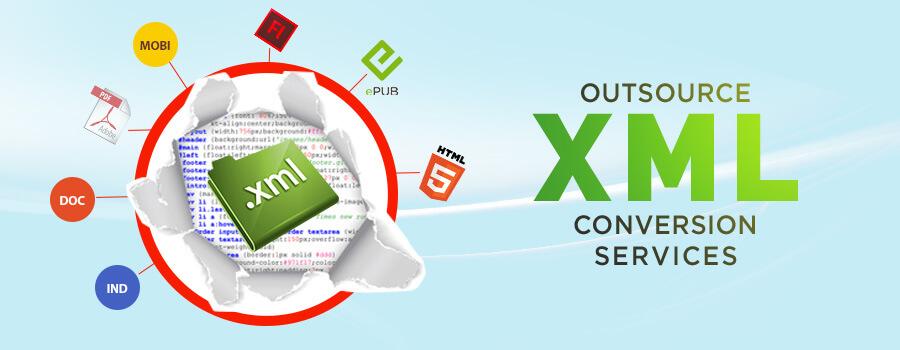 XML data conversion services