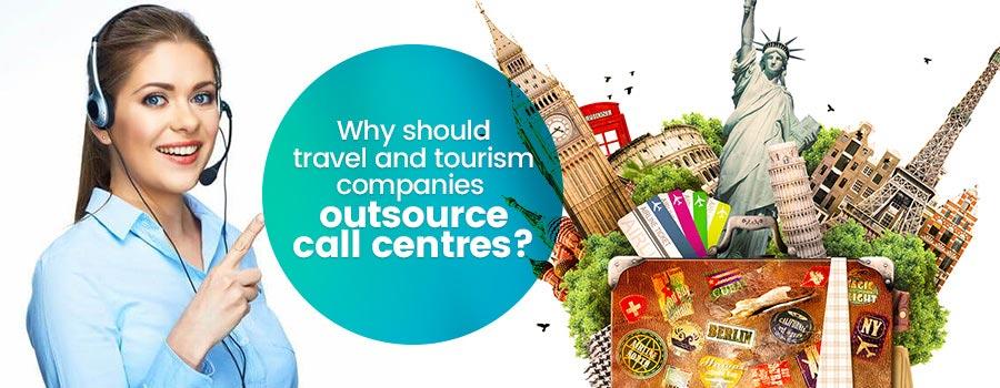 Travel call center benefits