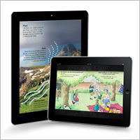 Read Aloud Fixed Layout eBooks Conversion