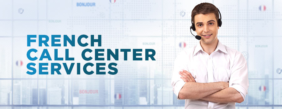 French call center services for small businesses