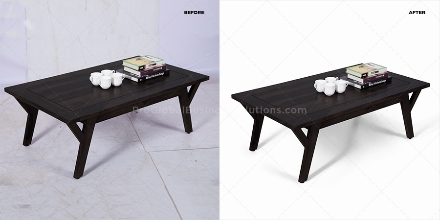 study table background removed
