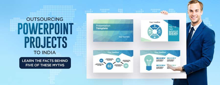 powerpoint presentation design services India