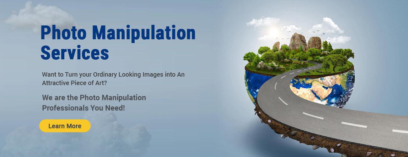 Digital photo manipulation services