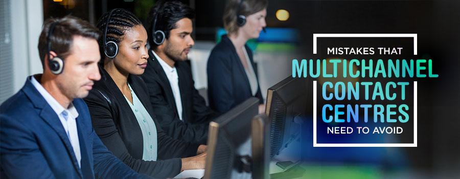 multi channel call center