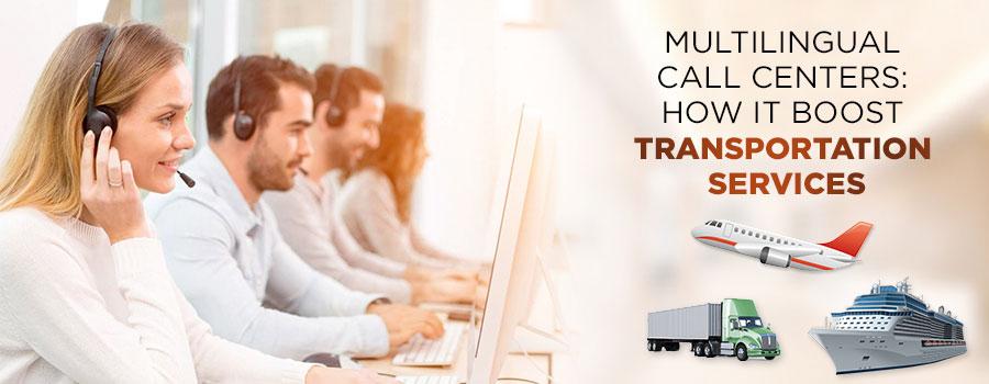 Multilingual call center advantages