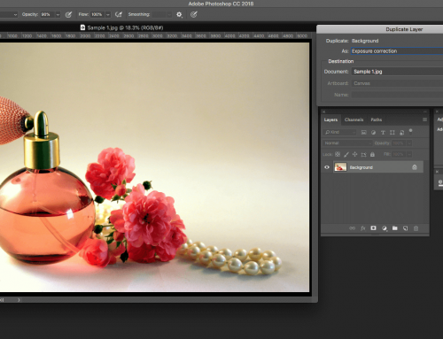 Step by Step Guide To Retouching Products in Photoshop